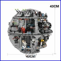 05063 Star Wars Plan Series Death Star Building Blocks Model Bricks Toys 75159