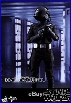 1/6 Scale Hottoys MMS413 Star Wars Episode IV DEATH STAR GUNNER Figure Toy