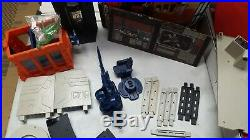 100% complete Vintage Star Wars Death Star Space Station withBox kenner playset