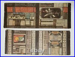 1978 Kenner Star Wars Death Star Playset Near Complete, VG Condition