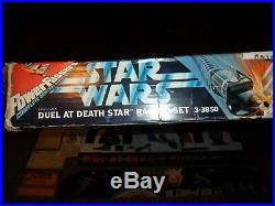 1978 Power Passers Star Wars Duel at Death Star Racing Set #3-3850 by Lionel