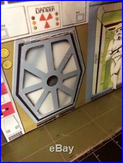 1979 Kenner Star Wars Death StarCanadianCompleteRare