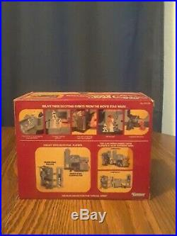 1982 STAR WARS Micro Collection DEATH STAR COMPACTOR Playset NEW