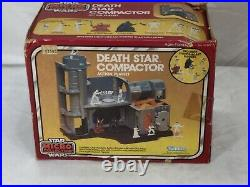 1982 Star Wars Micro Collection Death Star Compactor Complete Boxed Uncut RARE