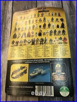 1983 Star Wars Return of the Jedi Death Star Droid MM