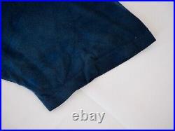 1996 Star Wars Liquid Blue Tie Dye T-Shirt X-Large Millennium Falcon, Death Star