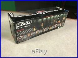 2006 Star Wars Saga DEATH STAR BRIEFING Previews PX Figure Set NIB