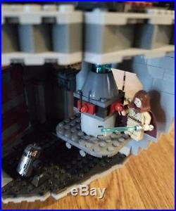 2008 LEGO STAR WARS DEATH STAR SET 10188 100% COMPLETE SUPER CLEAN NM+ Free Ship
