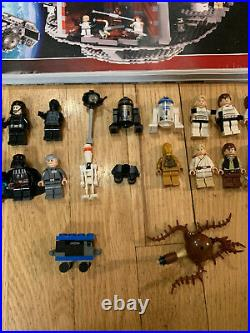 2008 Lego Star Wars Death Star # 10188 Complete withManual & Minifigs