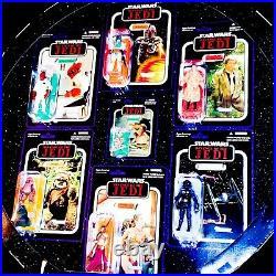 2011 Hasbro Star Wars Sdcc Exclusive Death Star Revenge Of The Jedi Vhtf Set