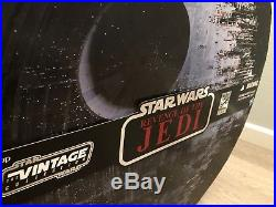 2011 SDCC Hasbro Star Wars Vintage Collection Death Star Revenge of the Jedi