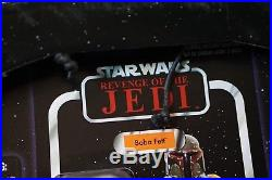 2011 Star Wars SDCC exclusive Death Star Revenge of the Jedi set VERY RARE