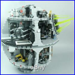 3804pcs 05035 Star Wars Death Star Building Block Bricks Educational Toy Gift