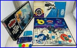 7 Original Star Wars Board Games Wicket, Death Star, Hoth, Yoda Jedi Master EUC