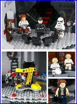 75159 Star Wars UCS Death Star 05063 Legoed 4016 Teile Building Blocks