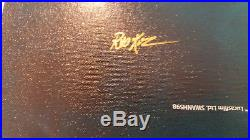 Acme Archives Star Wars Giclee On Canvas Print Rob Kaz Fly Casual Death Star