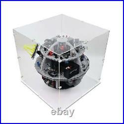 Acrylic Display Case For LEGO 75159/10188 Star Wars Death Star
