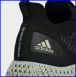Adidas Running Alphaedge 4D x Star Wars Death Star Sz 11.5 Limited New DS FV4685