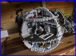BOXED LEGO Star Wars UCS Millenium Falcon (75192) And Lego Deathstar (10188)