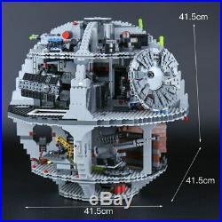 BRAND NEW Death Star Star Wars Custom Set 05063/10188 + Minifigures Gift