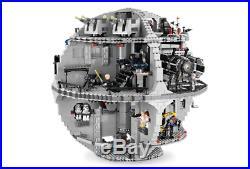 BRAND NEW LEGO Star Wars Death Star 2008 10188