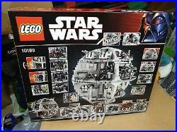 BRAND NEW SEALED Lego Star Wars Death Star 10188