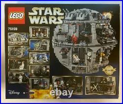 BRAND NEW & SEALED Lego Star Wars Death Star (75159) Retired UCS