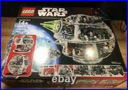 Brand New LEGO Star Wars Death Star (10188) Factory Sealed