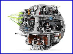 Brand New LEGO Star Wars Death Star (10188) Factory Sealed NIB