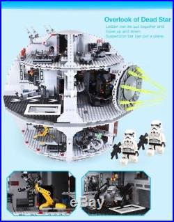 Brand New Star Wars Death Star + Massive 24 Mini Star Wars Figures Included