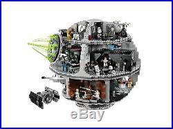 Building Blocks Set Star Wars UCS Death Star 05063/10188 +Mini figures Kids Toys
