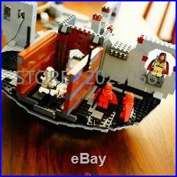 Building Blocks Star Wars UCS Set Death Star 05035 with Mini Figures Kids Toys
