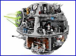 Building Blocks Star Wars UCS Sets Death Star 05035 with Mini Figures Kids Toys