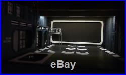 Caustom Star Wars diorama Death Star