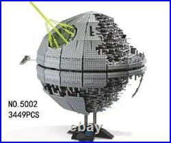 Christmas Gift Star Wars Compatible with Lego 10143 Death Star II 05026