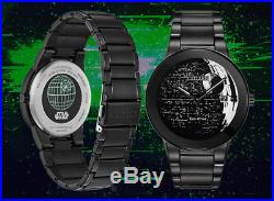 Citizen Star Wars Death Star Limited Edition Watch Eco Drive New Official Steel