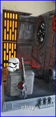 Custom STAR WARS DIORAMA Death Star - Ideal for 7 12 Figures 1/6 1/10 Scale