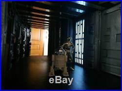 Custom Star Wars Diorama, Death Star