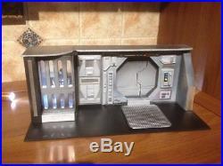 Custom Star Wars -diorama deathstar