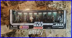Death Star Briefing Battle Packs STAR WARS Saga Collection PX Previews MIB