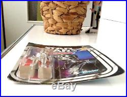 Death Star Droid SW 21-Back MOC Unpunched Vintage Star Wars Action Figure Kenner