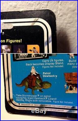 Death Star Droid SW 21-Back MOC Vintage Star Wars Action Figur Carded Sealed