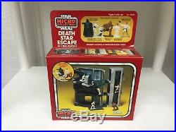 Death Star Escape Star Wars Micro Collection MISB MIB Vintage Sealed