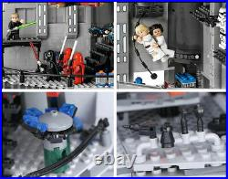 Death Star Fantastic Toy compatible with LEGO(10188) Star Wars Space 4116PCS
