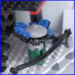 Death Star- MORTE NERA Compatibile 10188 3804 pezzi Star Wars espressa