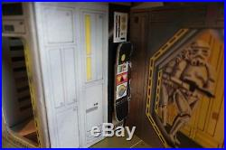 Death Star Playset 1978 1979 STAR WARS Meccano Complete Vintage Original w Box