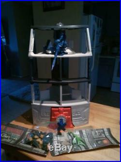 Death Star Playset Vintage NO REPRO Star Wars 1978 Kenner Figure