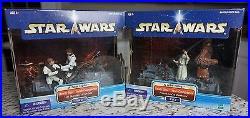 Death Star Trash Compactor STAR WARS 1 of 2 2 of 2 SET A New Hope Saga