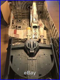 Death Star Trench Run STAR WARS TRU X-Wing TIE Fighter Toys R Us EXCLUSIVE