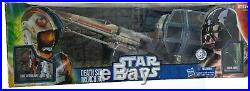Death Star Trench Run STAR WARS Toys R Us EXCLUSIVE TRU X-Wing TIE Fighter NEW